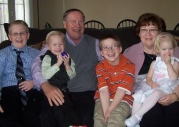 Joan & Family