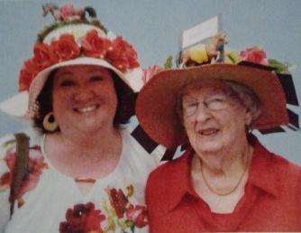 Lisa and Geraldine